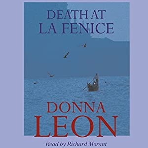 Death at La Fenice Audiobook