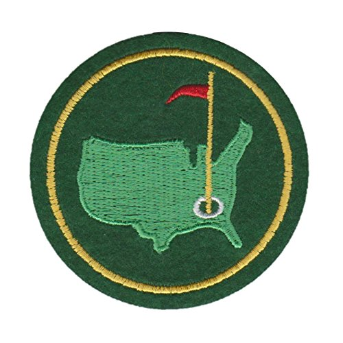 Augusta Golf Master Green Jacket Patch Masters Green Jacket