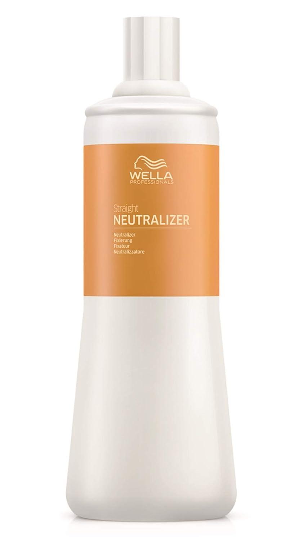 Wella Straight Neutralizer 1000ml - neutralizzante per stiraggio