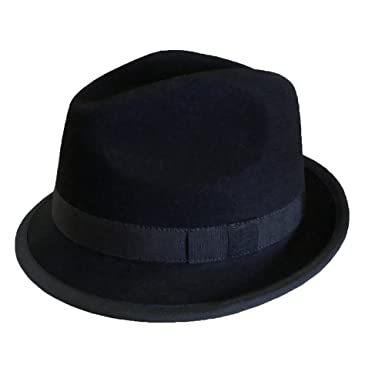 Barmah Hats Wool Stingy Brim Hat - 1603BL 1603RD at Amazon Men s Clothing  store  Fedoras 204f2f790e5