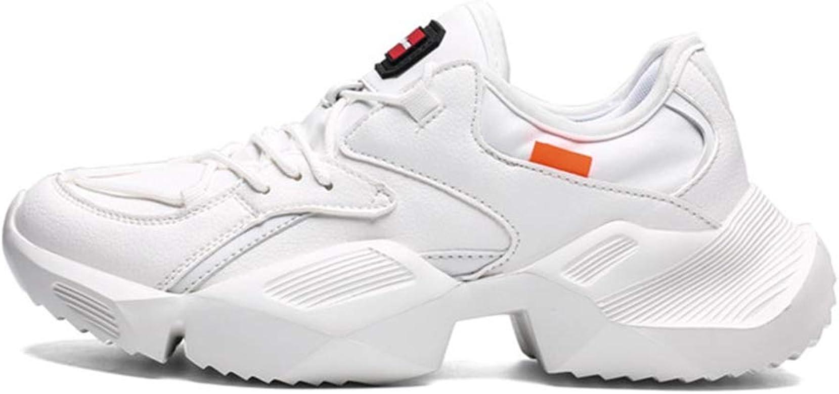 Zapatillas Deportivas para Hombre Zapatillas de Deporte Transpirables Impermeables Ligeras con Cordones para Caminar Zapatillas de Correr para Correr: Amazon.es: Zapatos y complementos