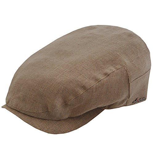 Wigens IVY Classic Cap-sand-57 by Wigens