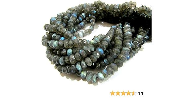 16-18 MM Blue Labradorite Beads Gemstone Full Flashy Labradorite Strand Oval Smooth Beads Vinayakgemsshop