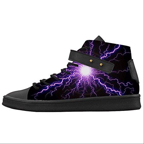 Custom illuminazione Womens Canvas shoes Le scarpe le scarpe le scarpe.