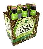 Angry Orchard Green Apple Hard Cider, 6 pk, 12 oz