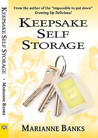 book cover of Keepsake Self-Storage