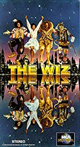 The Wiz (1978) [VHS]