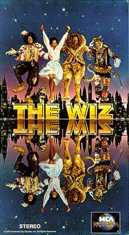 The Wiz [USA] [VHS]: Amazon.es: Diana Ross, Michael Jackson ...