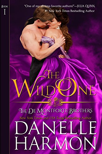 A thousand rave reviews can't be wrong! A KND historical romance fave: The Wild One (The De Montforte Brothers, Book 1) by Danelle Harmon is free in today's Kindle Daily Deals