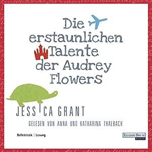 Die erstaunlichen Talente der Audrey Flowers Hörbuch