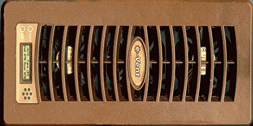 e-Vent (Dark Brown, 4x10 Floor)