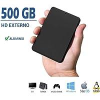 Hd 500gb Externo Portátil YessTech 2,5 Usb 3.0