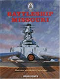 Battleship Missouri, Ronn Ronck, 1566472520