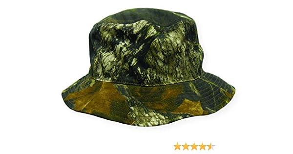 440665dd1 Boonie Bucket Style Hunting Outdoor Cap (Mossy Oak Break Up - One Size)