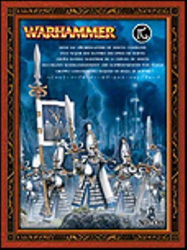 Warhammer Fantasy High Elves Swordmasters of Hoeth Command