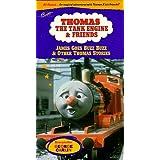 Thomas the Tank Engine: James Goes Buzz Buzz & Other Thomas Stories