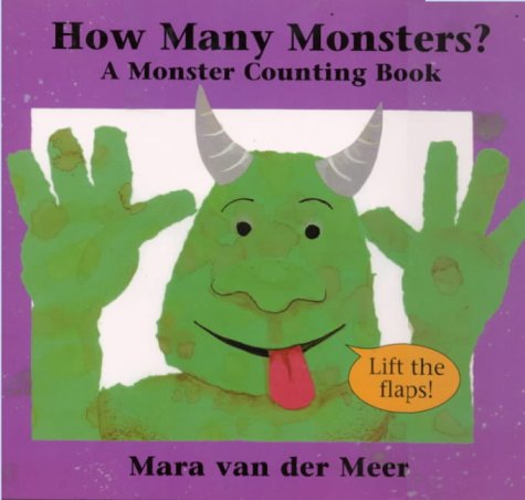 How Many Monsters: A Monster Counting Book pdf