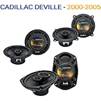 Cadillac DeVille 2000-2005 Factory Speaker Upgrade Harmony Speakers Package New
