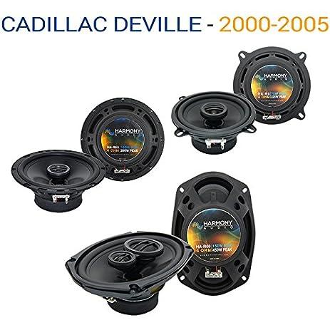 Amazon.com: Cadillac DeVille 2000-2005 Factory Speaker Upgrade ...