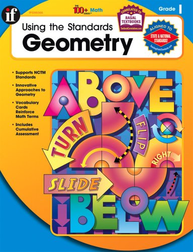 Using the Standards - Geometry, Grade 1 (100+)