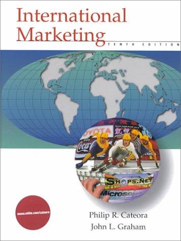 Philip pdf cateora marketing international