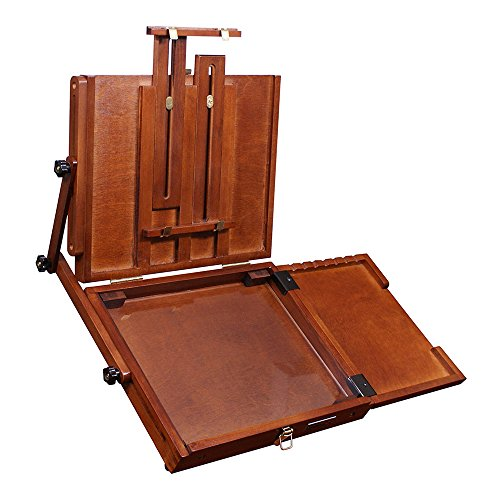 Sienna Plein Air Artist Pochade Box Easel Medium Brown (CT-PB-0910) from Sienna Plein Air