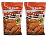 hooters hot sauce - Hooters Wing breading, 16 oz (Pack of 2)