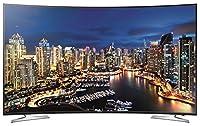 Samsung UE55HU7100 139 cm (55 Zoll) Curved Fernseher (Ultra HD, Triple Tuner,...