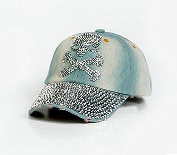 b94e38e8e3ee3 Spring and Summer Outdoor Recreation Gorra de béisbol Fashion Diamond Cap  Sombrero de cowboy baseb allm