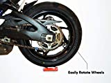 Grand PitStop Motorcycle Wheel cleaning stand