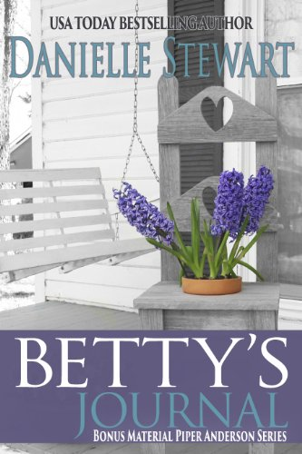 Betty's Journal (Piper Anderson Bonus Material) (Piper Anderson Series)