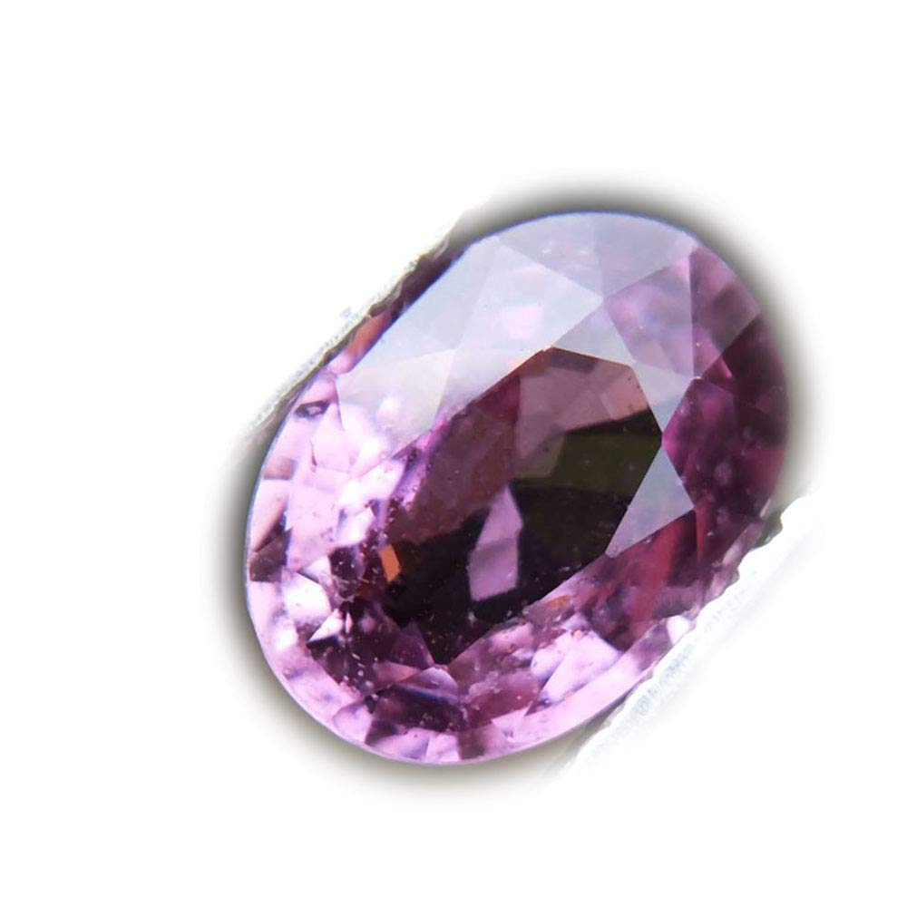 Lovemom 1.37ct Natural Oval Unheated Pink Sapphire Madagascar #B