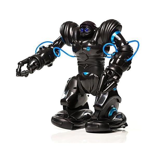 WowWee-Robosapien-Blue