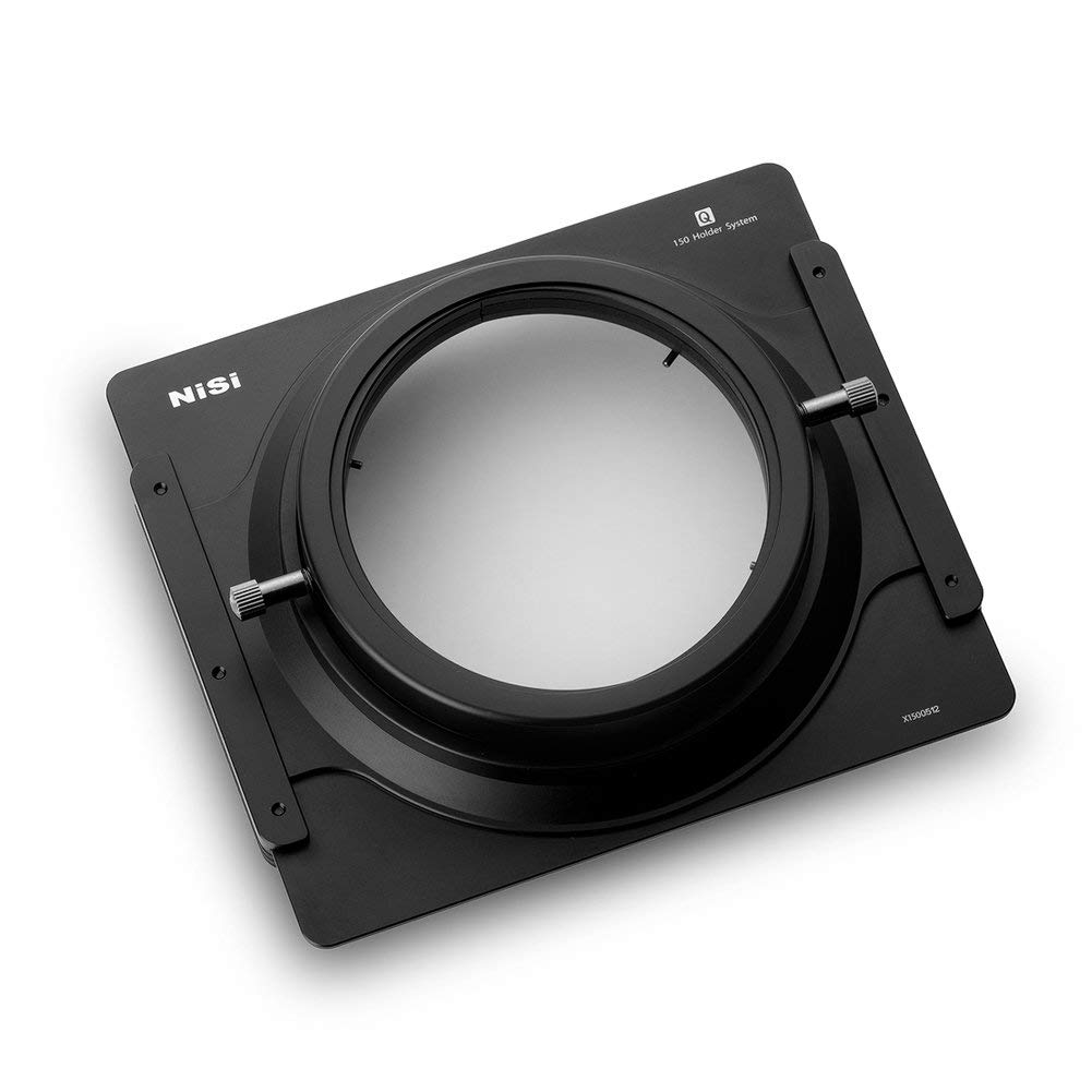 NiSi 150mm Filter Holder (for Nikon 14-24mm Lens) Black (NIP-FH150-N1424) (Certified Refurbished)