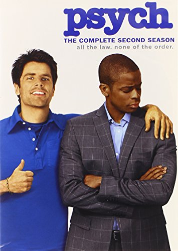 DVD : Psych: Season 2