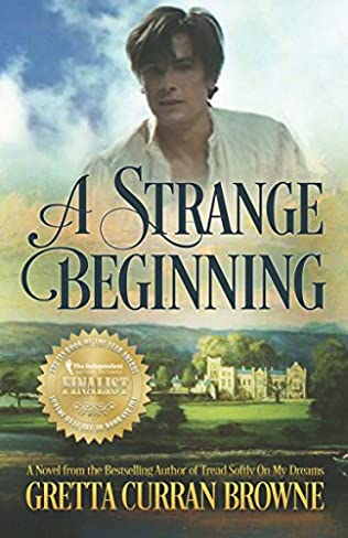 book cover of A Strange Beginning