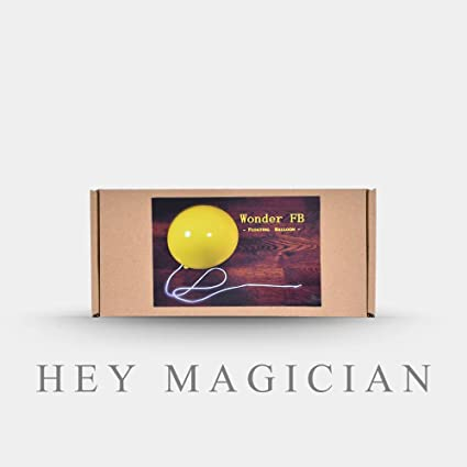 Amazon com: Hey magician Wonder Floating Balloon (DVD+