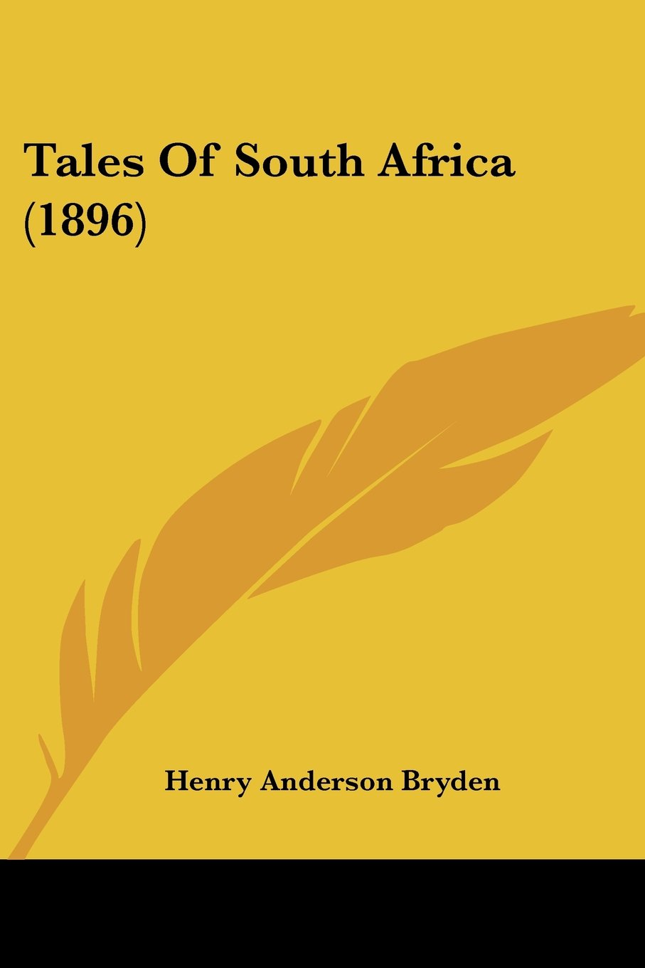 Download Tales Of South Africa (1896) PDF