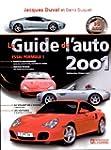 Guide de l'auto 2001 -le