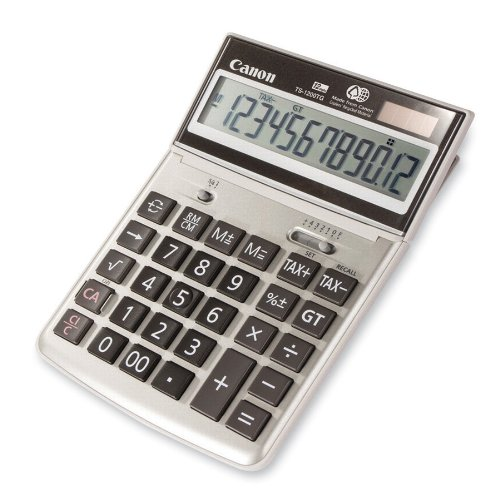 Canon Office Products TS-1200TG Business Calculator