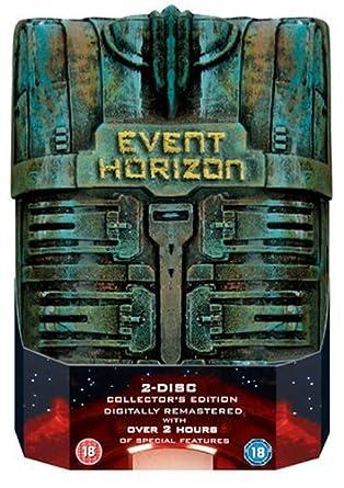 Event Horizon Special Collector S Edition Amazon De Dvd Blu Ray