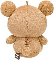 San-X Rilakkuma Stuffed Toy Key Charm Rilakkuma MX15401