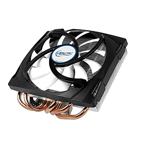 ARCTIC Accelero Mono Plus Graphics Card Cooler - nVidia & AMD, 120mm Efficient PWM Fan, (Amd Radeon 260)