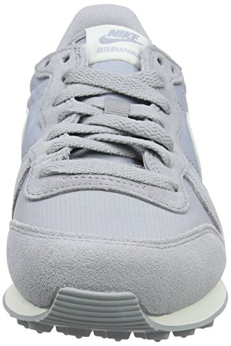 Donna 023 Wolf Summit Grey Sneaker Multicolore Internationalist White NIKE gB8wEE