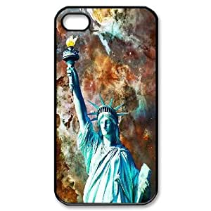 LSQDIY(R) Statue of Liberty iPhone 4,4G,4S Personalized Case, Customised iPhone 4,4G,4S Case Statue of Liberty
