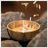SudoreWell® Verdampferschale für Mentholkristalle + gratis 10g Mentholkristalle
