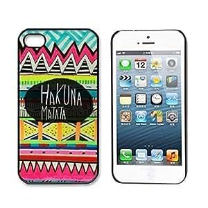 TRIPACK ? Accessories iPhone 6 PLUS Hard Case Cover HAKUNA MATATA DESIGN SA8189