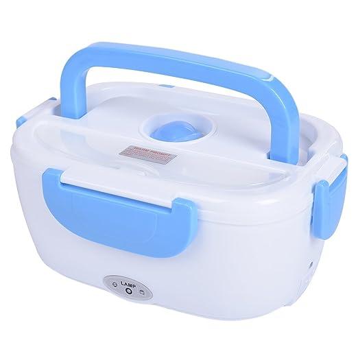 Fiambrera eléctrica comida térmico Lunch Box Tartera electrica ...