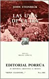 Las uvas de la ira / The Grapes of Wrath (Spanish Edition)
