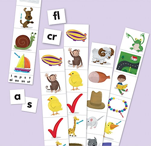 Amazon.com: Educational Insights Word Ladder Phonics Activity ...